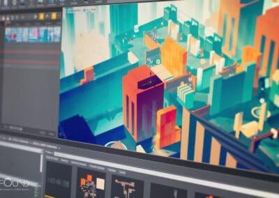 UnFound - Unreal engine at panixel