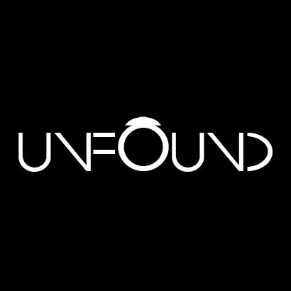 UnFound Logo - black