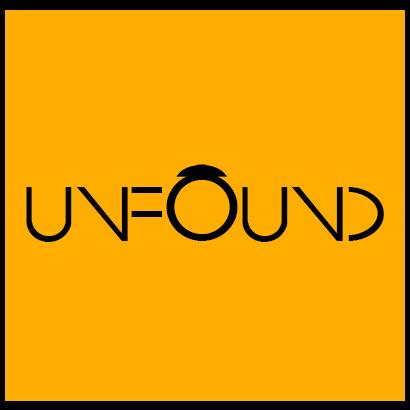 UnFound Logo - oragne
